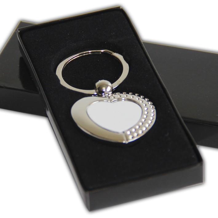Kľúčenka kovová BRE3 - srdce - Vaše darčeky e3e61952ff7