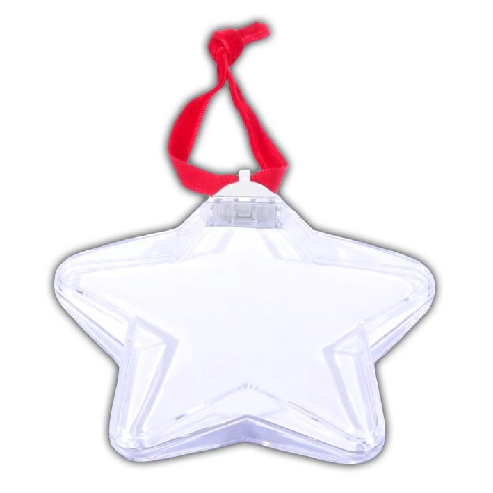 Ozdoba vianočná - hviezda s fotografiou - Vaše darčeky 9ca64c02c2b