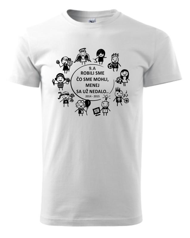 660b9ed71fea Absolventské tričko - Motivácia - Vaše darčeky